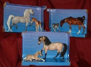 Color Crazy Treasure Hunt 2008 Mares and Foals