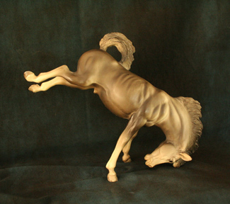 Breyer Vintage Bucking Bronco