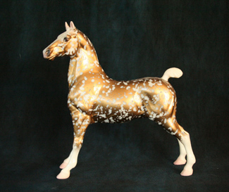 JAH Gilt Edge Breyer