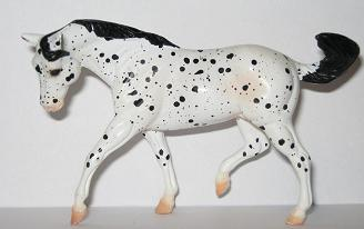Stablemate 2nd Generation 1998 Appaloosa