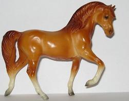 Stablemate Chestnut Morgan Stallion