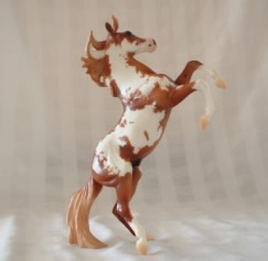 Breyer Silver Model Hidalgo
