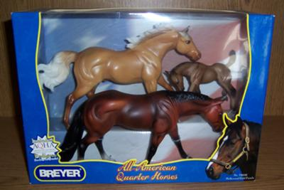 AQHA Hollywood Gold Family #750102
