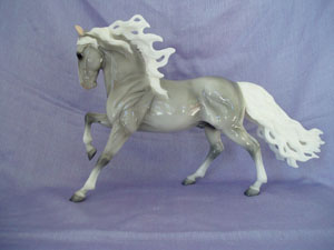 Andalusian Mold Silver Screen