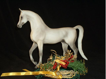 Silent Night Holiday Breyer Horse