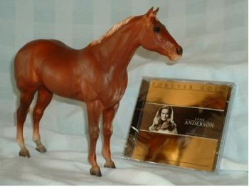Breyer Horse Model of Lady Phase