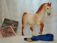 Medallion Series No Doubt Breyer Horse