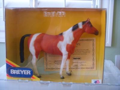 Breyer, Kaleidescope -w/ Certificate