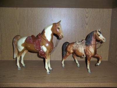 Western Horses #56 and #114