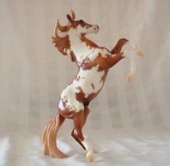 Breyer Silver Model Hidalgo