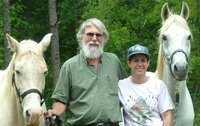 Celia and Bruce Tamker and friends