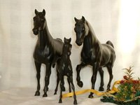 Family Arabian Congress Breyer Models