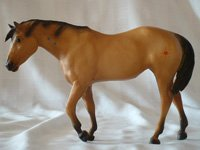 Indian Pony Matte Alabaster