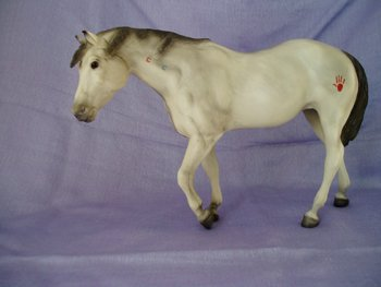 Indian Pony Alabaster