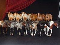 Breyer Indian Pony Congo Line