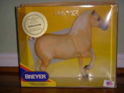 Breyer Goliath - (Have 2)