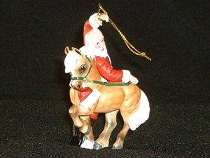 Jasper Hijinks Breyer Christmas Ornament