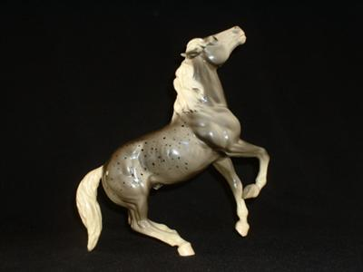 Glossy Appaloosa Mustang Variation