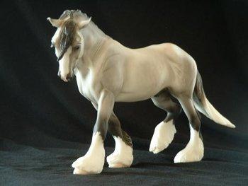 Wintersong Breyer Christmas Horse